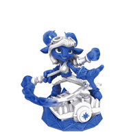 Power Blue Splat