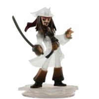 Jack Sparrow Crystal