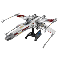 Red Five X-Wing Starfighter (10240)