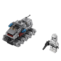 Microfighters - Clone Turbo Tank (75028)