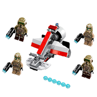 Microfighters - Kashyyyk Troopers (75035)