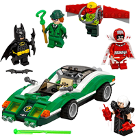 The Riddler™:°Riddle Racer (70903)