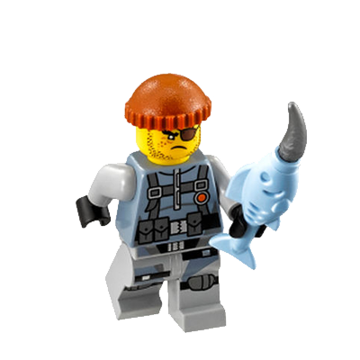 Haimonster Gangster (70611)