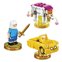Adventure Time - Level Pack (71245)