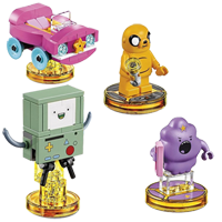 Adventure Time - Team Pack (71246)