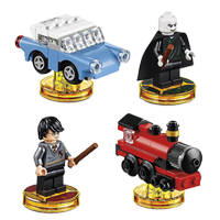 Harry Potter - Team Pack (71247)