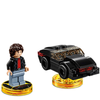 Knight Rider - Fun Pack (71286)