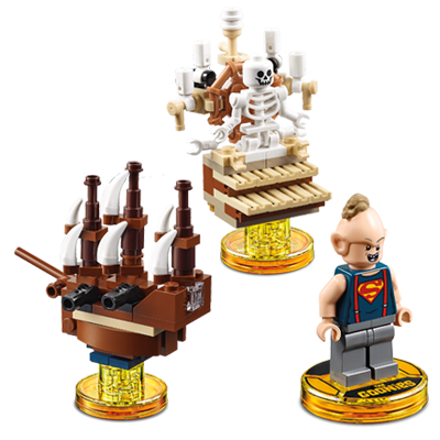 The Goonies - Level Pack (71267)