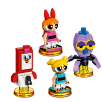 Power Puff Girls - Team Pack (71346)