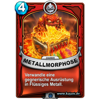 Metallmorphose