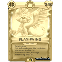 Flashwing (gold)