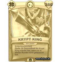 Krypt King (gold)