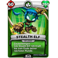 Stealth Elf (silver)