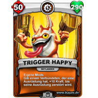 Trigger Happy (gold)