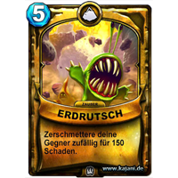 Erdrutsch (gold)