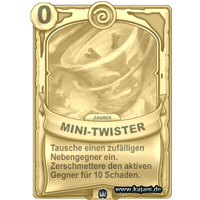 Mini-Twister (gold)