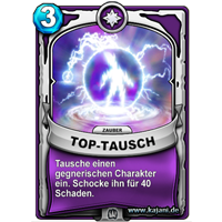 Top-Tausch (gold)